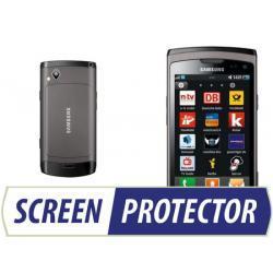 Profesjonalny zestaw folii ochronnych Screen Protector do telefonu Samsung S8530 Wave 2