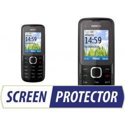 Profesjonalny zestaw folii ochronnych Screen Protector do telefonu Nokia C1-01