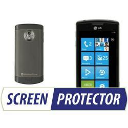 Profesjonalny zestaw folii ochronnych Screen Protector do telefonu LG E900 Swift 7