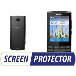 Profesjonalny zestaw folii ochronnych Screen Protector do telefonu Nokia X3-02