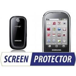 Profesjonalny zestaw folii ochronnych Screen Protector do telefonu Samsung i5500 Galaxy 5