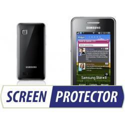 Profesjonalny zestaw folii ochronnych Screen Protector do telefonu Samsung S5260 Star 2