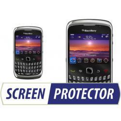 Profesjonalny zestaw folii ochronnych Screen Protector do telefonu BLACKBERRY 9300