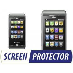 Profesjonalny zestaw folii ochronnych Screen Protector do telefonu LG GX500