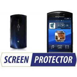 Profesjonalny zestaw folii ochronnych Screen Protector do telefonu SONY ERICSSON XPERIA NEO
