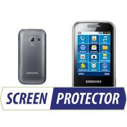 Profesjonalny zestaw folii ochronnych Screen Protector do telefonu SAMSUNG C3750