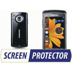 Profesjonalny zestaw folii ochronnych Screen Protector do telefonu Samsung i8910 Omnia HD