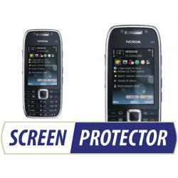 Profesjonalny zestaw folii ochronnych Screen Protector do telefonu Nokia E75