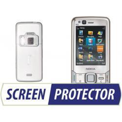 Profesjonalny zestaw folii ochronnych Screen Protector do telefonu Nokia N82