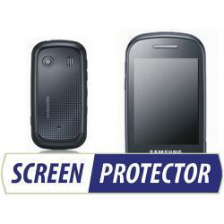 Profesjonalny zestaw folii ochronnych Screen Protector do telefonu Samsung B3410 Delphi