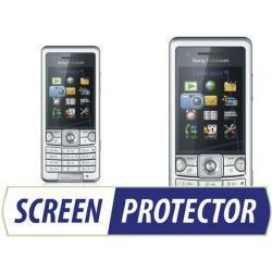 Profesjonalny zestaw folii ochronnych Screen Protector do telefonu Sony Ericsson C510