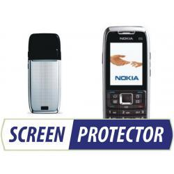 Profesjonalny zestaw folii ochronnych Screen Protector do telefonu Nokia E51