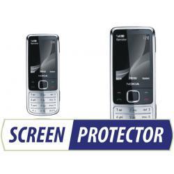 Profesjonalny zestaw folii ochronnych Screen Protector do telefonu Nokia 6700