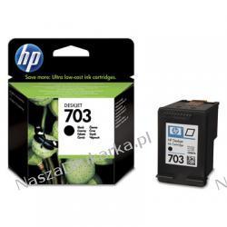Tusz HP 703 CD887AE D730 F735 K109 K209 K510 oryginalny czarny