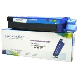 Toner OKI C5850 C5950 MC560 zamiennik  cyan Brother