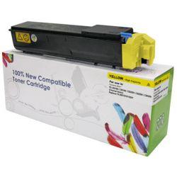 Toner Kyocera TK-500 TK-510 TK-520 zamiennik yellow Lexmark
