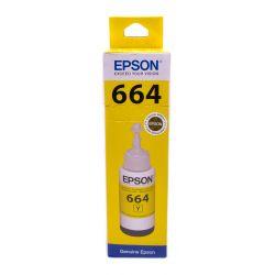 Tusz Epson T6644 644 oryginalny yellow