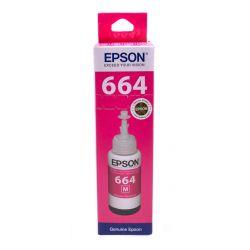 Tusz Epson T6643 644 oryginalny magenta 70 ml. Canon - kolor