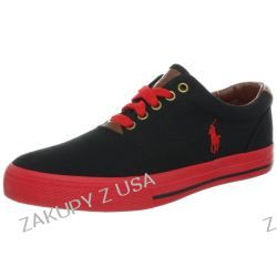 BUTY RALPH LAUREN VAUGHN BLACK RED