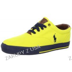 BUTY RALPH LAUREN VAUGHN YELLOW NAVY
