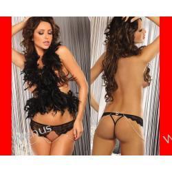 Livco Corsetti Stringi Aphrodisia - sexy drobiazg z bizuterią