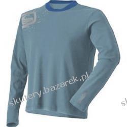 T-shirt MX  MOTORS 2007 (niebieski i czarny) Koszulki i bluzy