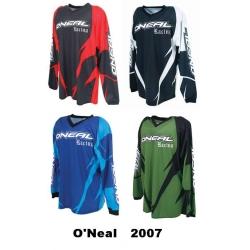 Bluzy O'NEAL model 2007 - nowość Koszulki i bluzy