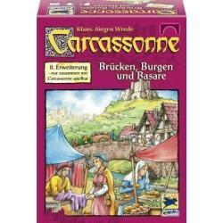 Carcassonne: Grody, Mosty i Bazary