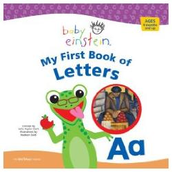 Baby Einstein: My First Book of Letters - Hyperion