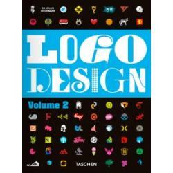 Logo Design Vol. 2 -Taschen