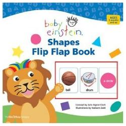 Baby Einstein: Shapes: Flip Flap Book - Hyperion