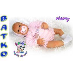BODY Jagoda PINOKIO r.104 HIT SEZONU !! różowy