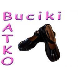 Buty lakierki czarne r.34 -50 % ceny  76B