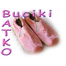 Buty pantofle American Club r.34  -50 % ceny 150B