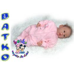 Batko PAJAC pajacyk FROTTE r.56 REWELACJA ! róż