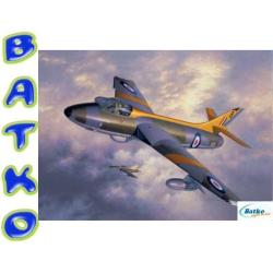Revell 04350 Hawker Hunter F.Mk.6  skala 1:72