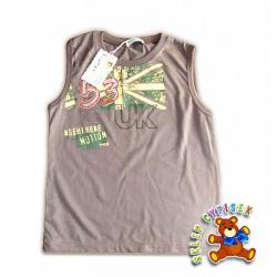 Koszulka bez ramiączek r.134 Cena hurtowa O.159
