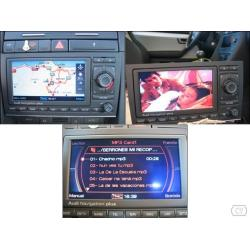 AUDI RNS-E DVD DO A2,A3,A4,A6,A8