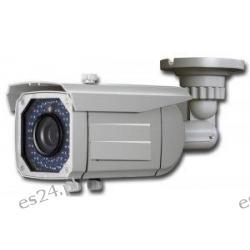 Kolorowa kamera WDX-5230W, 520 TVL, obiektyw 4-9 mm