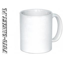 Kubek biały z Twoim dowolnym nadrukiem