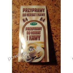 DR.KALDYSZ Przyprawy do herbat i kawy K-4, 75g