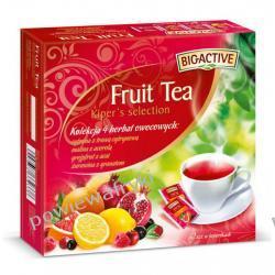 BIO ACTIVE Kolekcja herbat w kopertkach - fruit tea KAR.32SZT