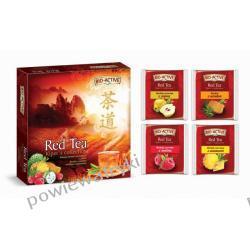 Powiew Afryki BIO ACTIVE Kolekcja herbat w kopertkach - red tea KAR.32SZT