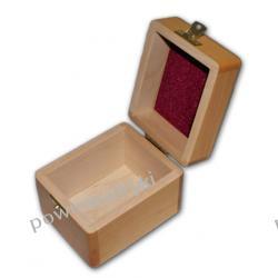 Powiew Afryki skrzynka, pudełko drewniane na herbatę -1 przegródka