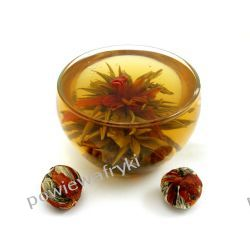 Herbata truskawka artystyczna kwitnąca, century lover