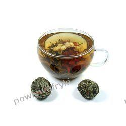 Herbata truskawka artystyczna kwitnąca, orientalna