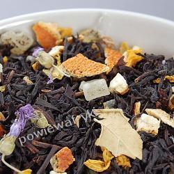 Perła orientu czarna herbata z dodatkami