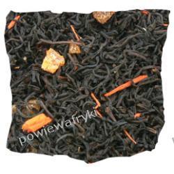 Morelowo-truflowa czarna herbata z dodatkami