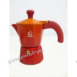 Kawiarka aluminiowa Forever Tutu Live 3 espresso