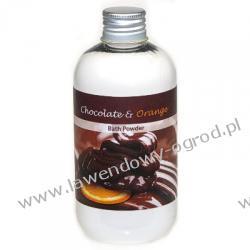 Chocolate & Orange puder - 250ml